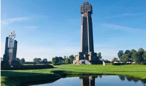 Ontdek de IJzertoren in Diksmuide met je eigen ogen