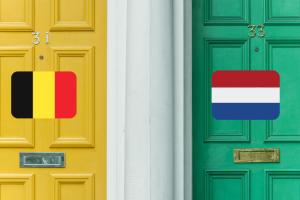 België vs Nederland