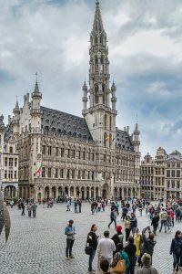 de Grote Markt in Brussel